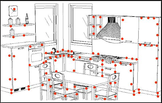 le blatte - esche in gel - pestforum - Come Eliminare Gli Scarafaggi In Cucina